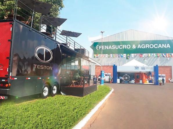 FENASUCRO gera negócios de R$ 4,2 bilhões